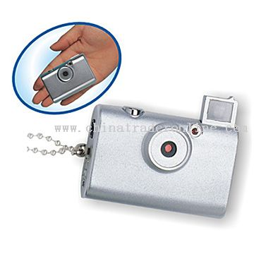 Digital Camera with Chain