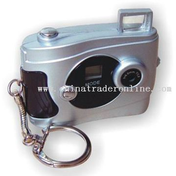 Digital Camera with Key Chain from China