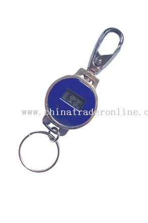Keychain Clock