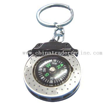 Keychain Compass from China