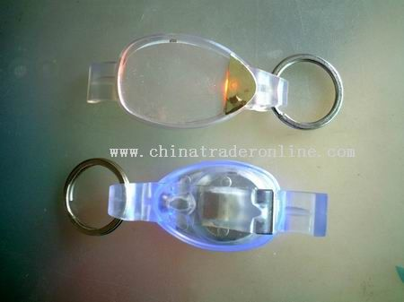 Flash key chain/Beer Bottle Opener from China