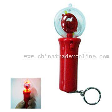 Mini Magic Light with Keychain