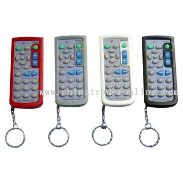 Mini Remote Controls with keychain