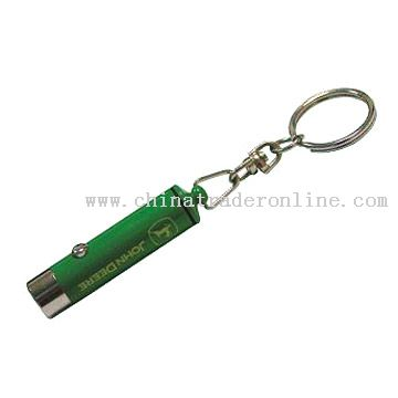 Mini Torch with keyrings