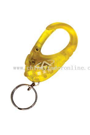 Money Detector Keychain with Carabiner