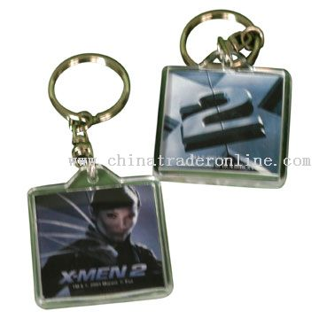 Picture Key Chains