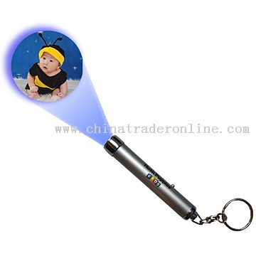 Projector Torches with keyrings