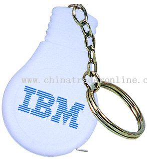 Tape Measure Key Chain from China