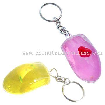 Acryl Mouse Key Chains
