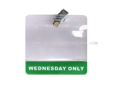 ID & working - card