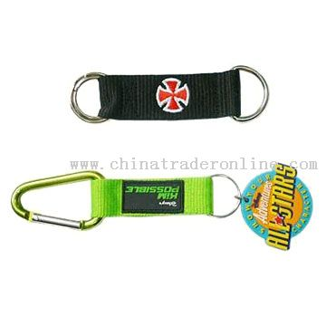 Lanyard With Karabiner Or Compass