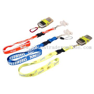 Lanyards with Mobile Phone Holders