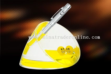 liquid pen stand from China