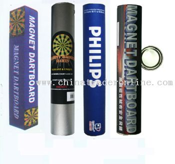 Advertising Magnetic Darts