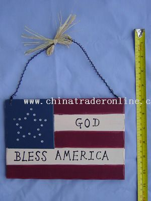 American National Day Hanging Decoration