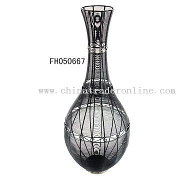 Iron Vase from China