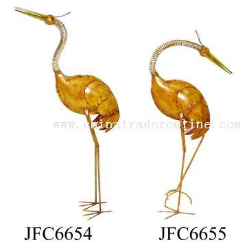 Tin Crane