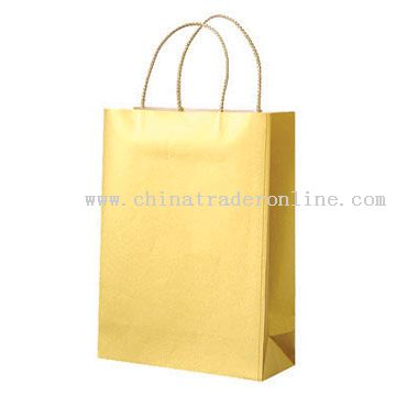 Paper Retail Carrier Bag