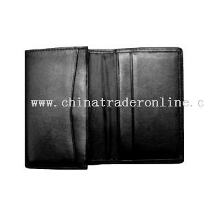 Top Grade Leather Namecard Holder