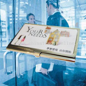 Name Card Holder from China