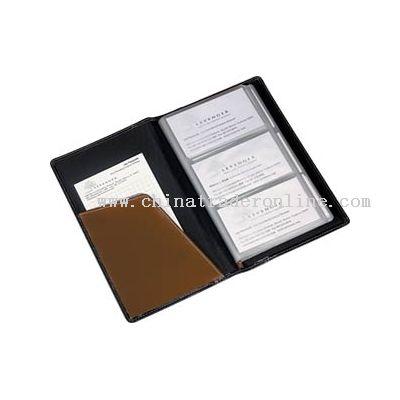 PVC/PU/Leather Name card case