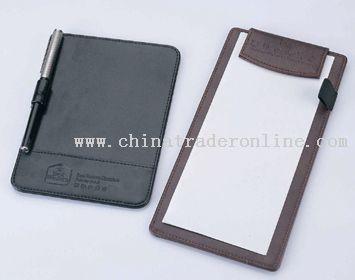 order/bid pad