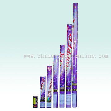Confetti Cannon from China