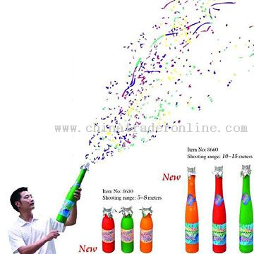 Confetti Shooter from China