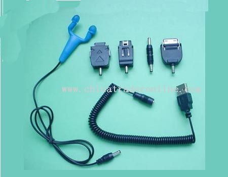 2 IN 1 USB MASSAGE & MOBILE PHONE CHANGE