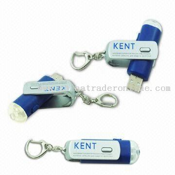 Promotional USB Rechargeable LED Light Torch