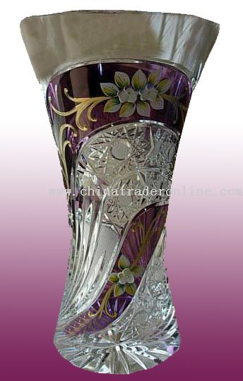 Lead Crystal Vase - Home Decorating - Vases - Compare Prices