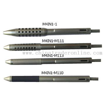 4 In 1 Pens