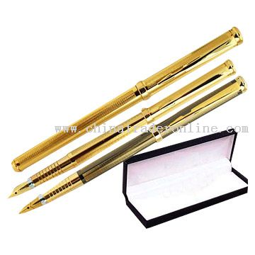 Fountain Pen with gift case