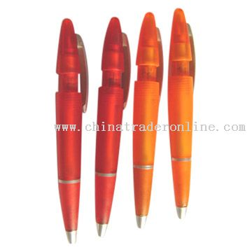 Jumbo Plastic Pens