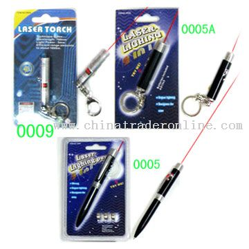 Laser Pen & Light