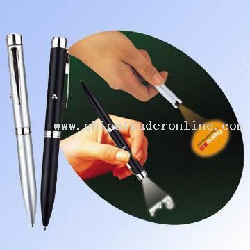 Projection LED Pen from China