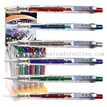 Action Shake Mechanical Pencils