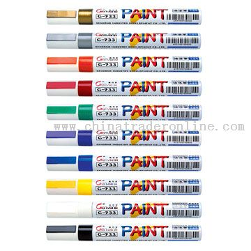 Paint Markers from China