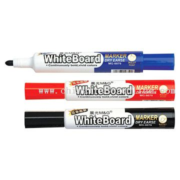 White Board Markers