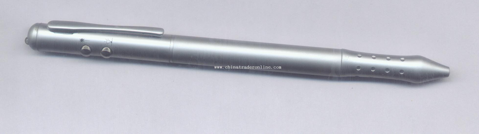 Laser pen( ball pen, pda, laser, led illume)