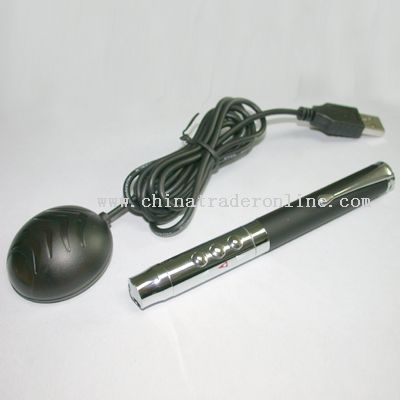 RC Laser Pen from China