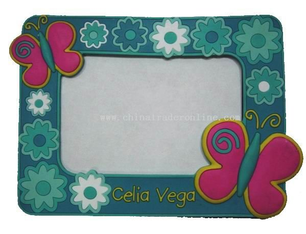 PVC Photo Frame from China