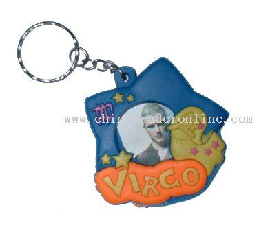 PVC Photo Frame with Keychain