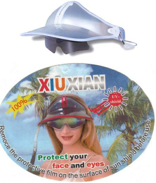 Brand Promotion Sunglasses wiht hat