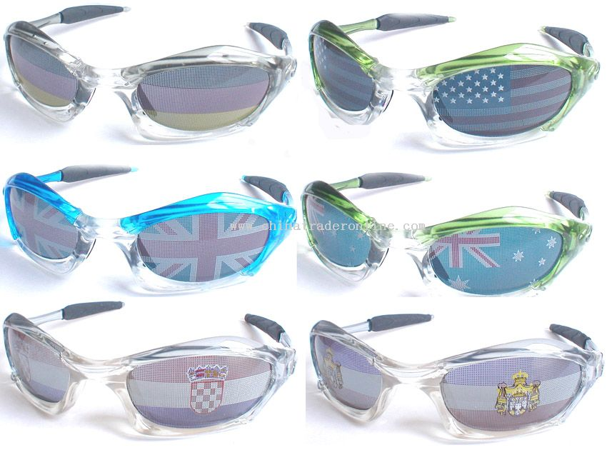 For Sport Game Sunglasses