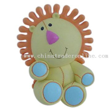 Cartoon Animal Coin Bank from China