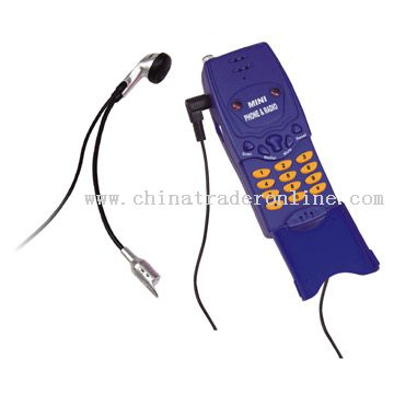 Mini Phone with Radio from China