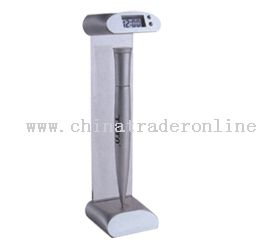 Pen holder Clock with Thermometer