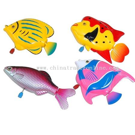 WU Mini Swimming Fish