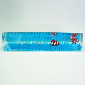 aqua ruler/liquid ruler from China